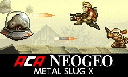 ACA NeoGeo Metal Slug X PC Version Full Game Setup Free Download