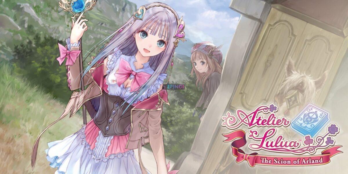 ATELIER LULUA PC Version Full Game Setup Free Download