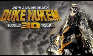 Duke Nukem 3D 20th Anniversary Edition World Tour PC Version Full Game Setup Free Download