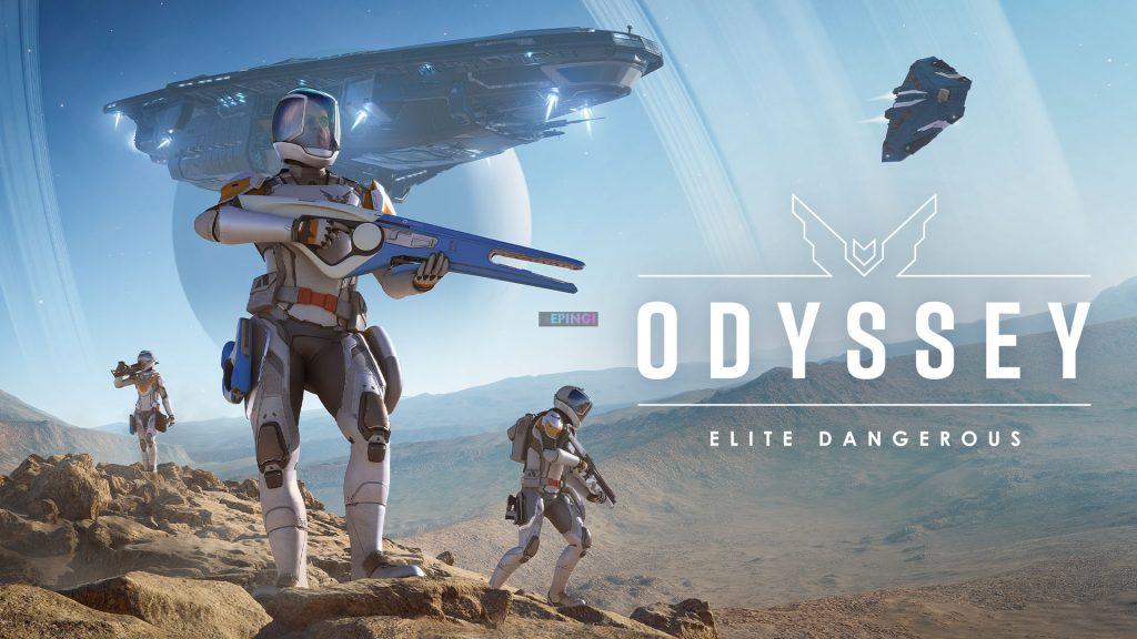 Elite Dangerous Odyssey Pc Version Full Game Setup Free Download Epingi