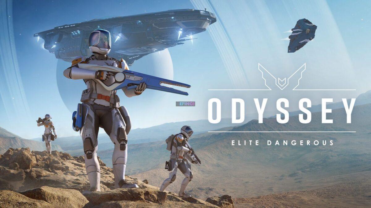 Elite Dangerous Odyssey PC Version Full Game Setup Free Download