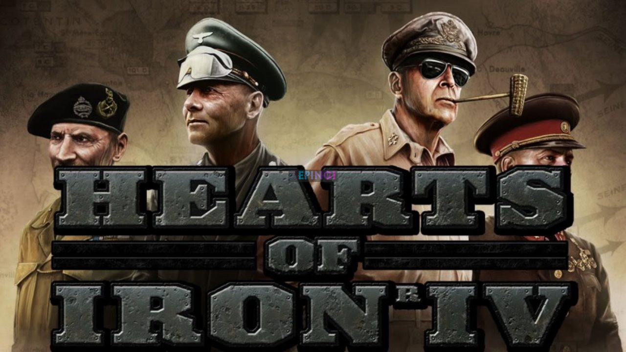 Hearts of Iron 4 PC Version Full Game Setup Free Download
