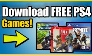 How To Download PS4 Game Online Multiplayer Unlocked Full Version Free Download