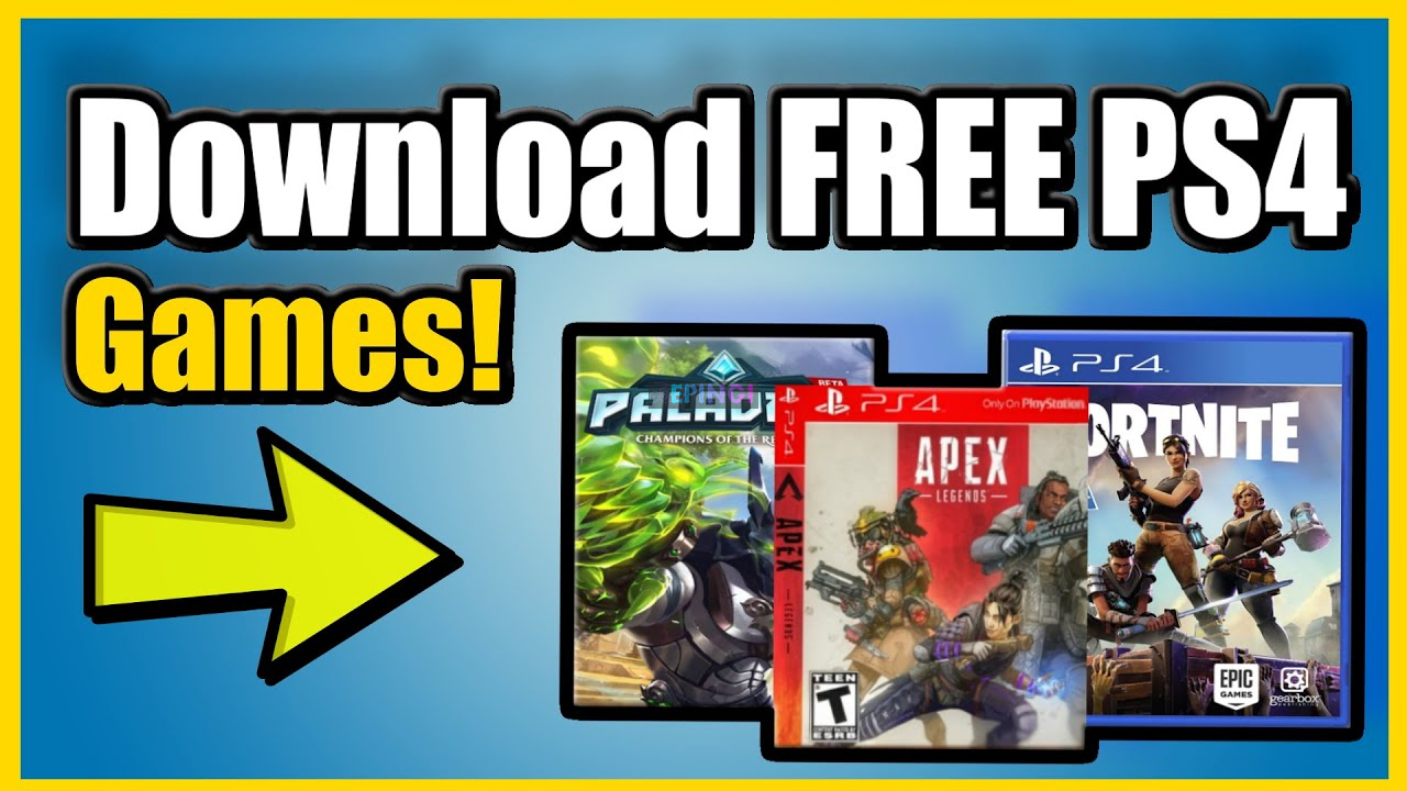 Garena Free Fire Full Working PS4 Game Version Free ...