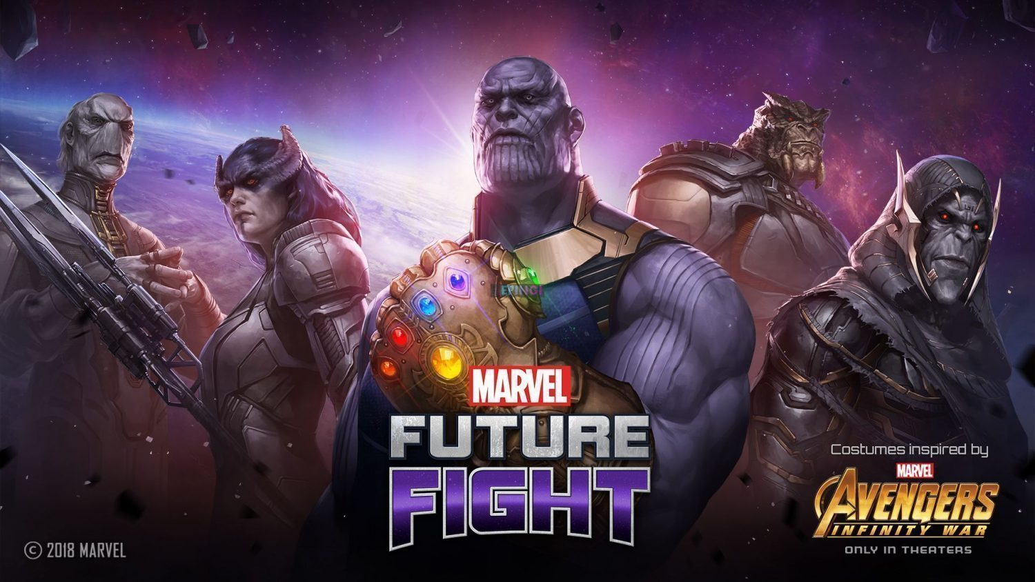 MARVEL Future Fight iPhone Mobile iOS Version Full Game Setup Free Download