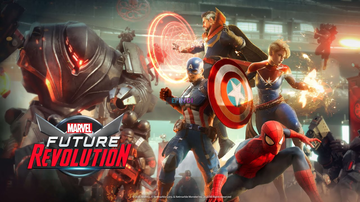 Marvel Future Revolution PC Version Full Game Setup Free Download
