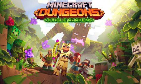 Minecraft Dungeons Jungle Awakens DLC PC Version Full Game Setup Free Download