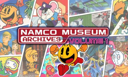 NAMCO Museum Archives Volume 1 PC Version Full Game Setup Free Download
