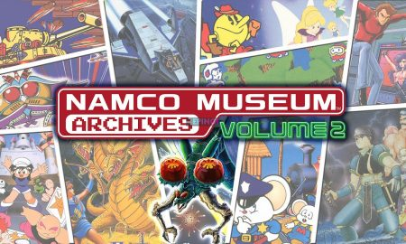 NAMCO Museum Archives Volume 2 PC Version Full Game Setup Free Download