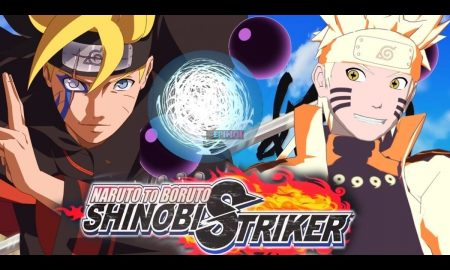 NARUTO TO BORUTO SHINOBI STRIKER PC Version Full Game Setup Free Download