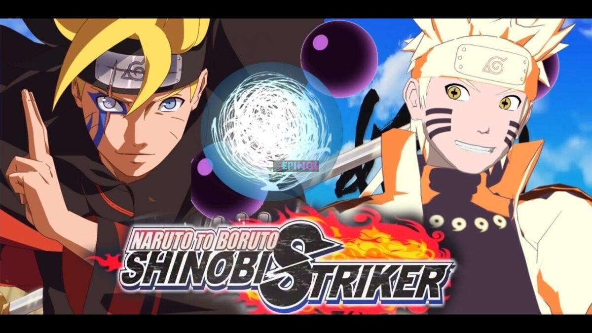 NARUTO TO BORUTO SHINOBI STRIKER PC Version Full Game Setup Free Download
