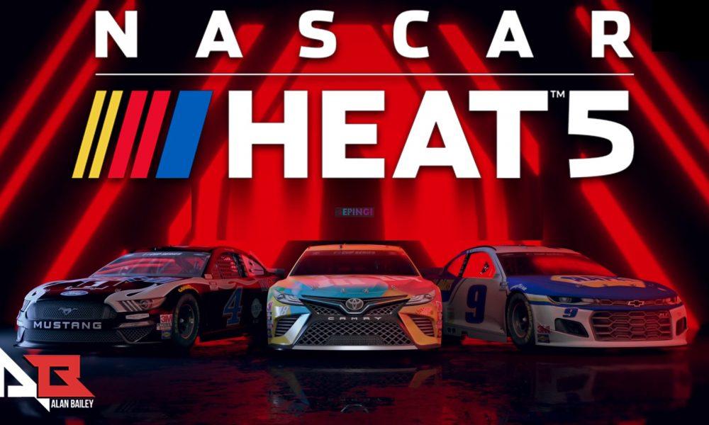 nascar heat 5 nintendo switch version full game setup free