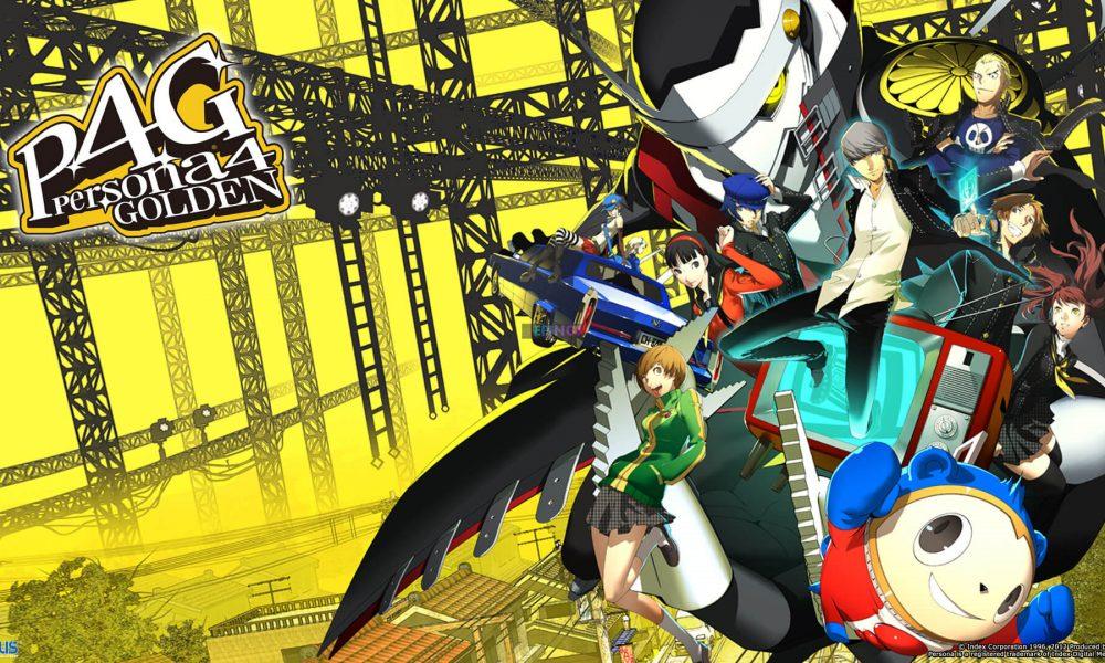 Persona 4 Golden PC Version Full Game Setup Free Download