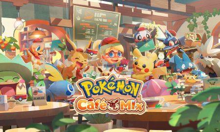 Pokemon Cafe Mix PC Version Full Game Setup Free Download
