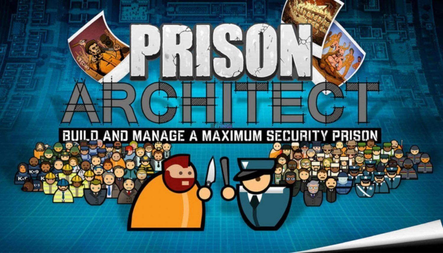 Prison Architect Full Version Free Download Game
