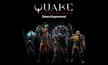 Quake Champions PC Version Full Game Setup Free Download