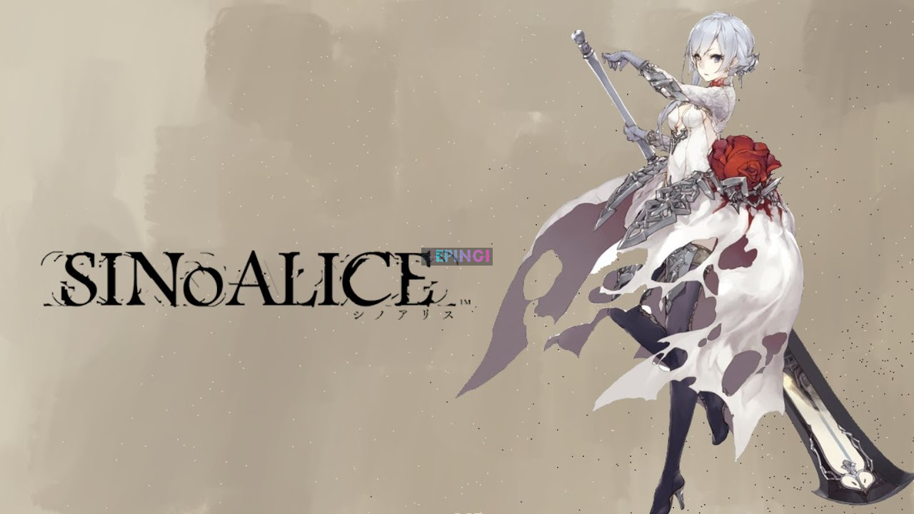SinoAlice iPhone Mobile iOS Version Full Game Setup Free Download