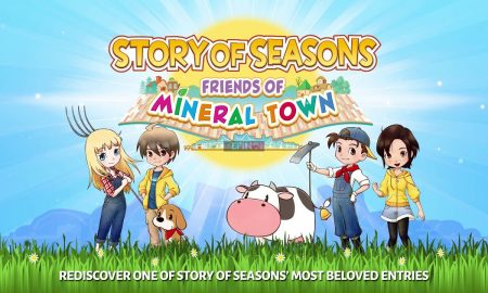 Story of Seasons Friends of Mineral Town PC Version Full Game Setup Free Download