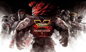 Street Fighter 5 Arcade Edition PC Version Full Game Setup Free Download