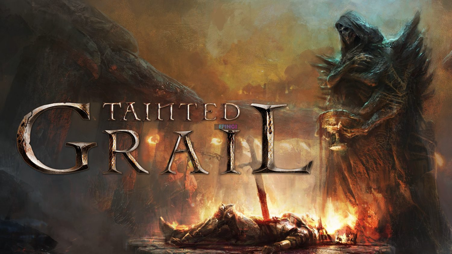 Tainted Grail PC Version Full Game Setup Free Download