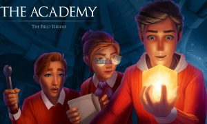The Academy The First Riddle PC Version Full Game Setup Free Download