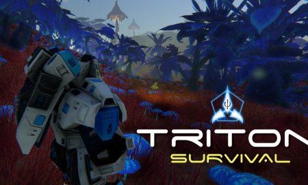 Triton Survival PC Version Full Game Setup Free Download