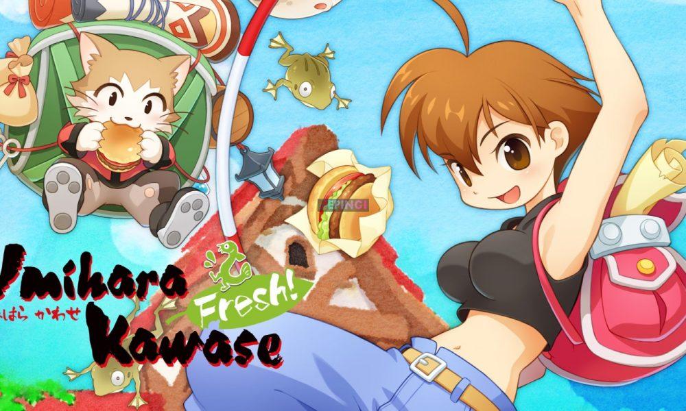 Umihara Kawase PC Version Full Game Setup Free Download