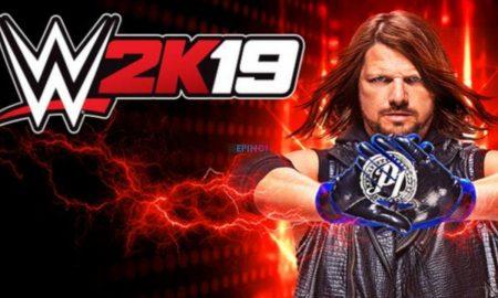 WWE 2K19 PC Version Full Game Setup Free Download