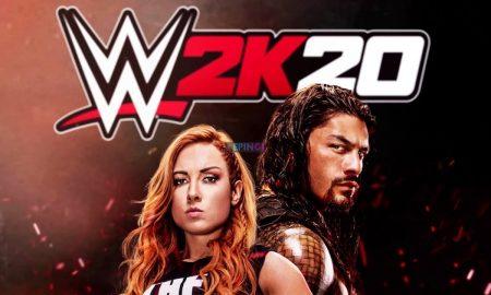 WWE 2K20 PC Version Full Game Setup Free Download