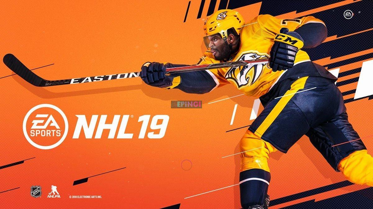 NHL 19 PC Version Full Game Setup Free Download