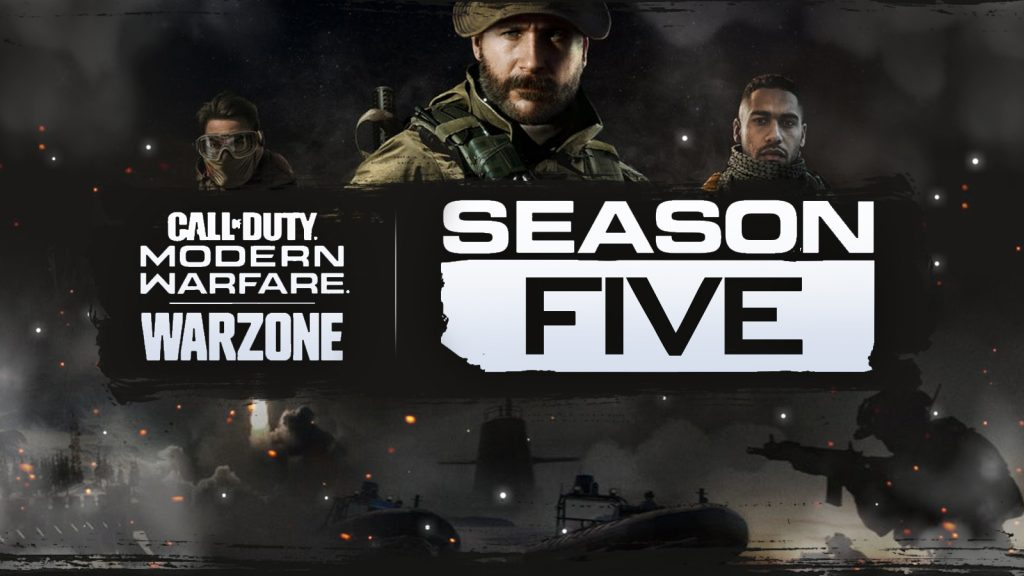 Call Of Duty Modern Warfare And Warzone Season 5 Release Date Leaks New Map Character Operators And New Guns Epingi