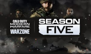 Call of Duty Modern Warfare and Warzone Season 5 release date LEAKS New Map Character operators and New Guns