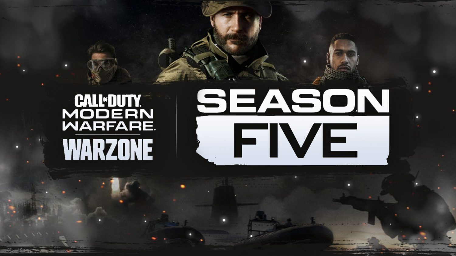 Call Of Duty Modern Warfare And Warzone Season 5 Release Date