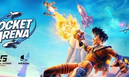 Rocket Arena PC Version Full Game Setup Free Download