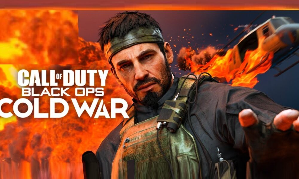 Call of Duty Black Ops Cold War PC Version Full Game Setup Free Download