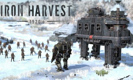 Iron Harvest PC Version Full Game Setup Free Download
