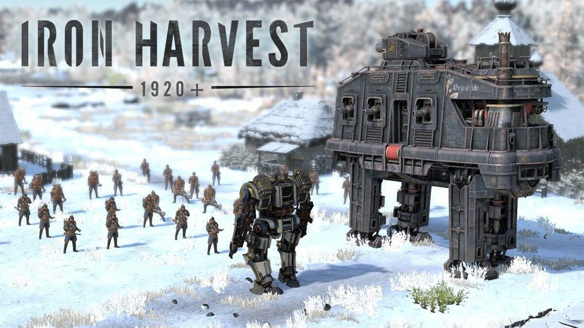 Iron Harvest PC Version Full Game Setup Free Download