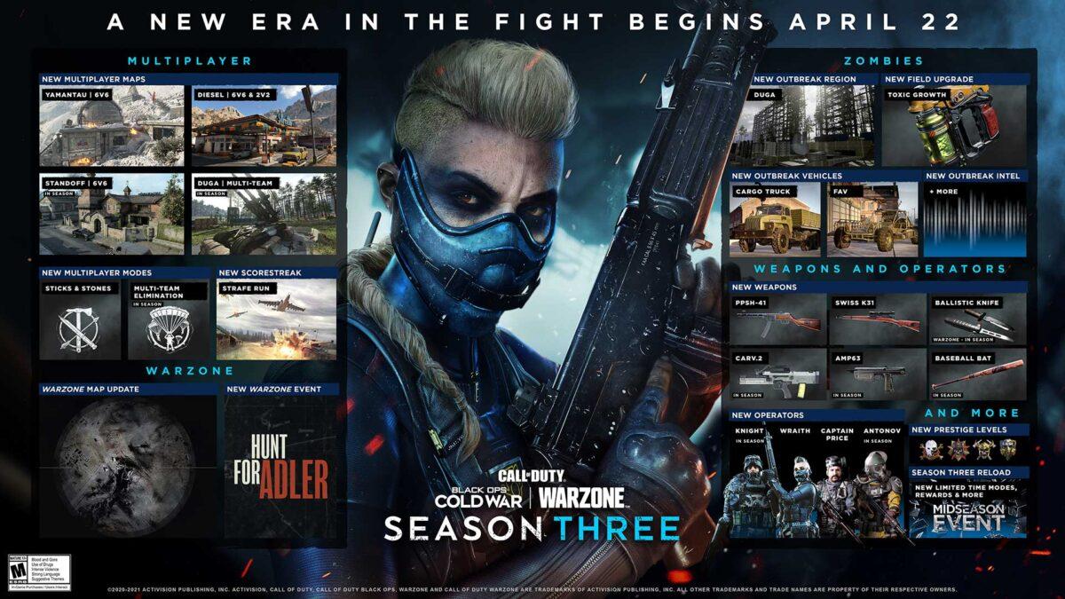 Call of Duty Warzone Season 3 PC Version Full Game Setup Free Download