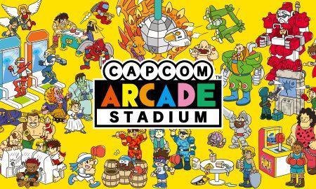 Capcom Arcade Stadium PC Version Full Game Setup Free Download