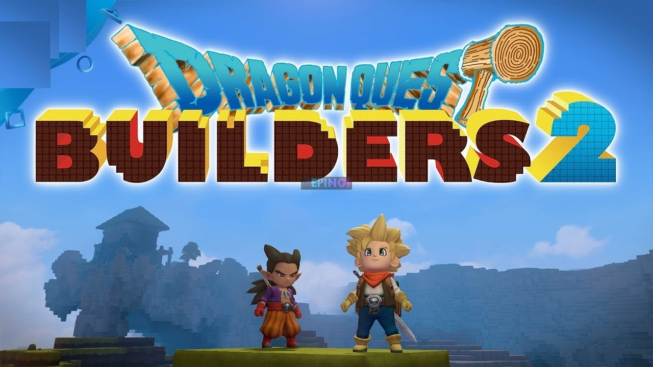 Dragon Quest Builders 2 PC Version Full Game Setup Free Download