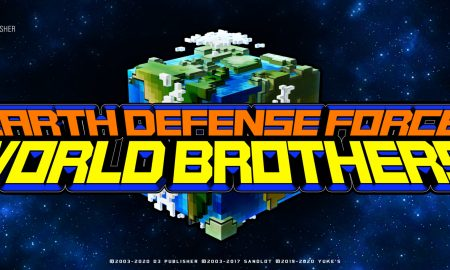 Earth Defense Force World Brothers PC Version Full Game Setup Free Download