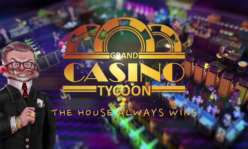 Grand Casino Tycoon PC Version Full Game Setup Free Download