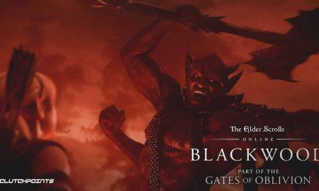 The Elder Scrolls Online Blackwood DLC PC Version Full Game Setup Free Download