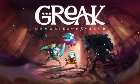 Greak Memories Of Azur PC Version Full Game Setup Free Download