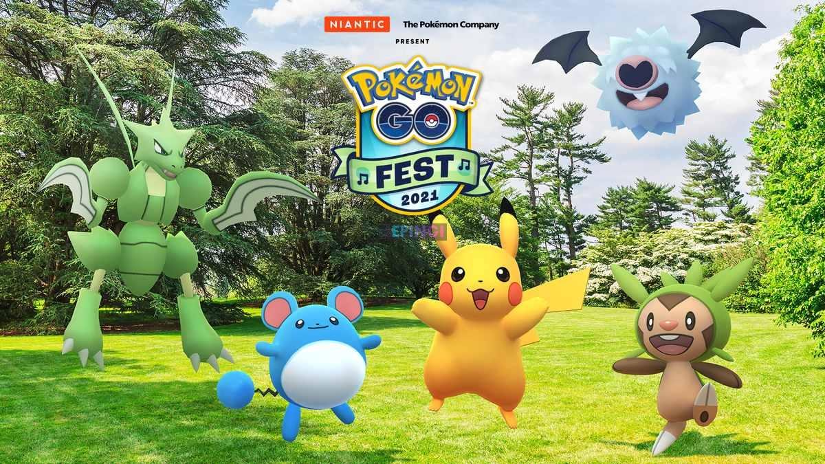 Pokemon Go Fest 2021 Apk Mobile Android Version Full Game Setup Free Download