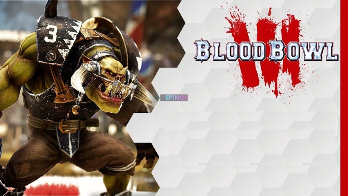 Blood Bowl 3 PC Version Full Game Setup Free Download