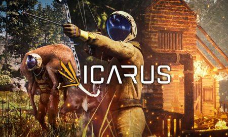 Icarus PC Version Full Game Setup Free Download