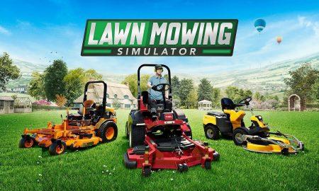 Lawn Mowing Simulator PC Version Full Game Setup Free Download