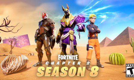 Fortnite Season 8 XSX Version Full Game Setup Free Download