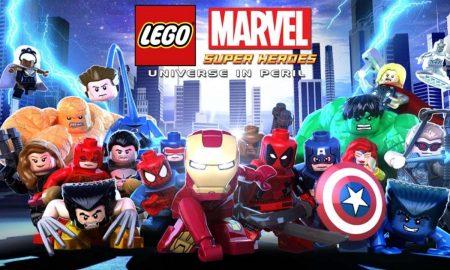 Lego Marvel Super Heroes PC Version Full Game Setup Free Download